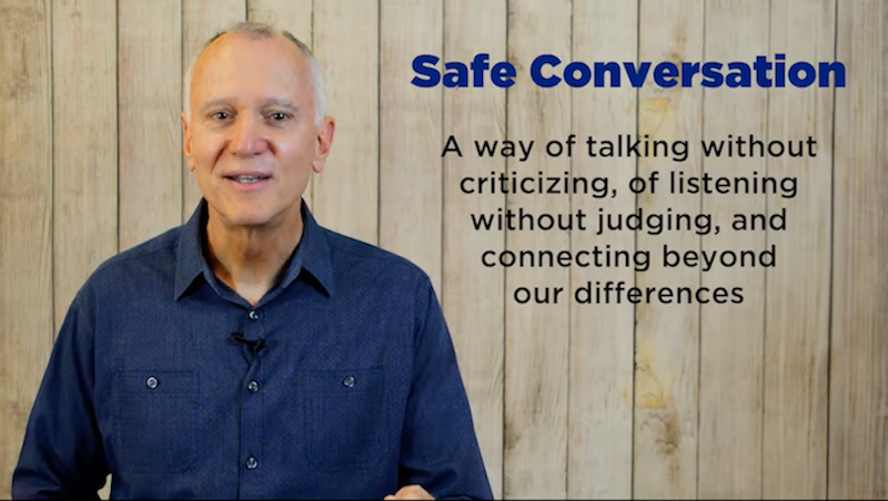 VIDEO BLOG: Marriage communication that leads to connection